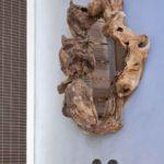 ТОП 20 зеркал с обрамлением из старого дерева