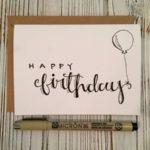 Очень простые открытки своими руками- 15 идей