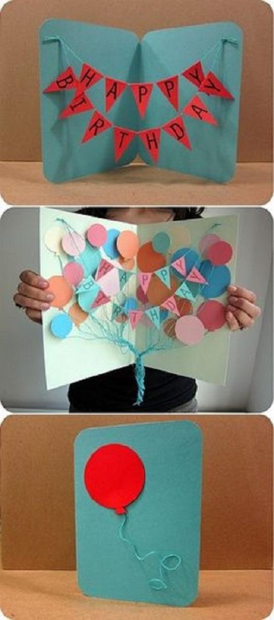 Как сделать открытки друга